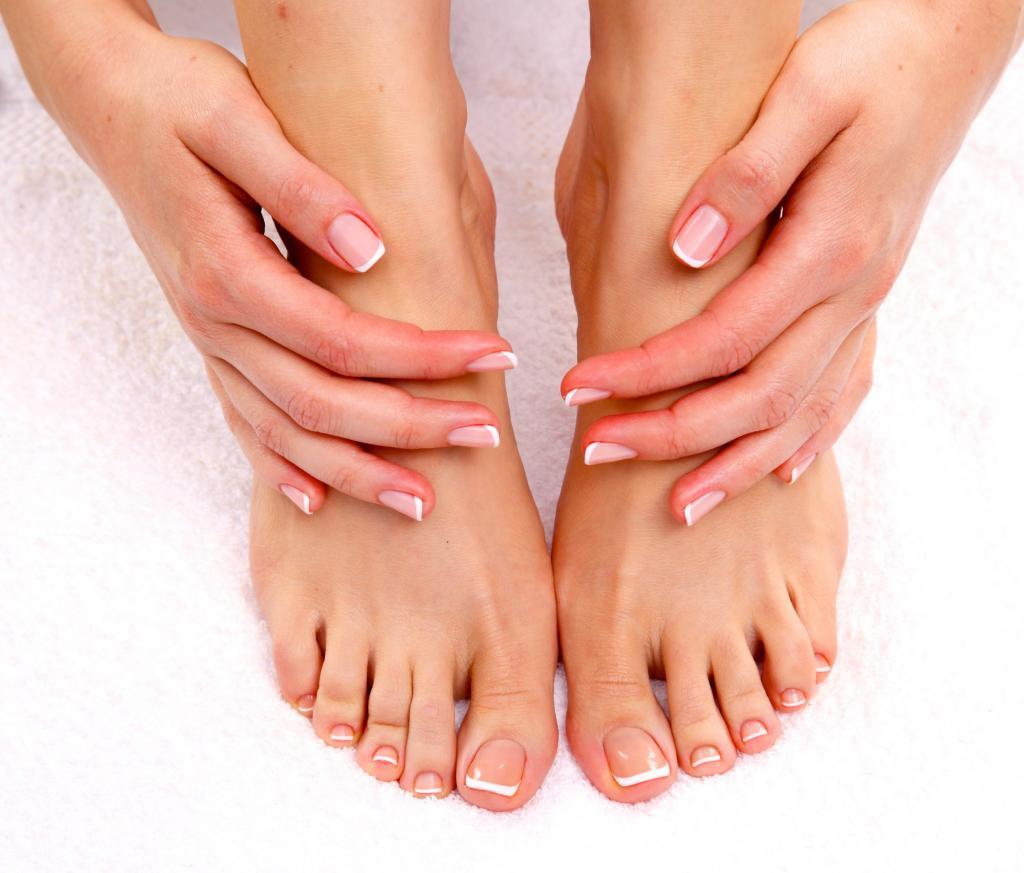 причины появления грибка на ногтях