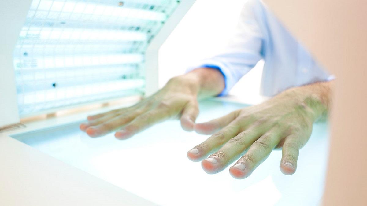 фототерапия кожи