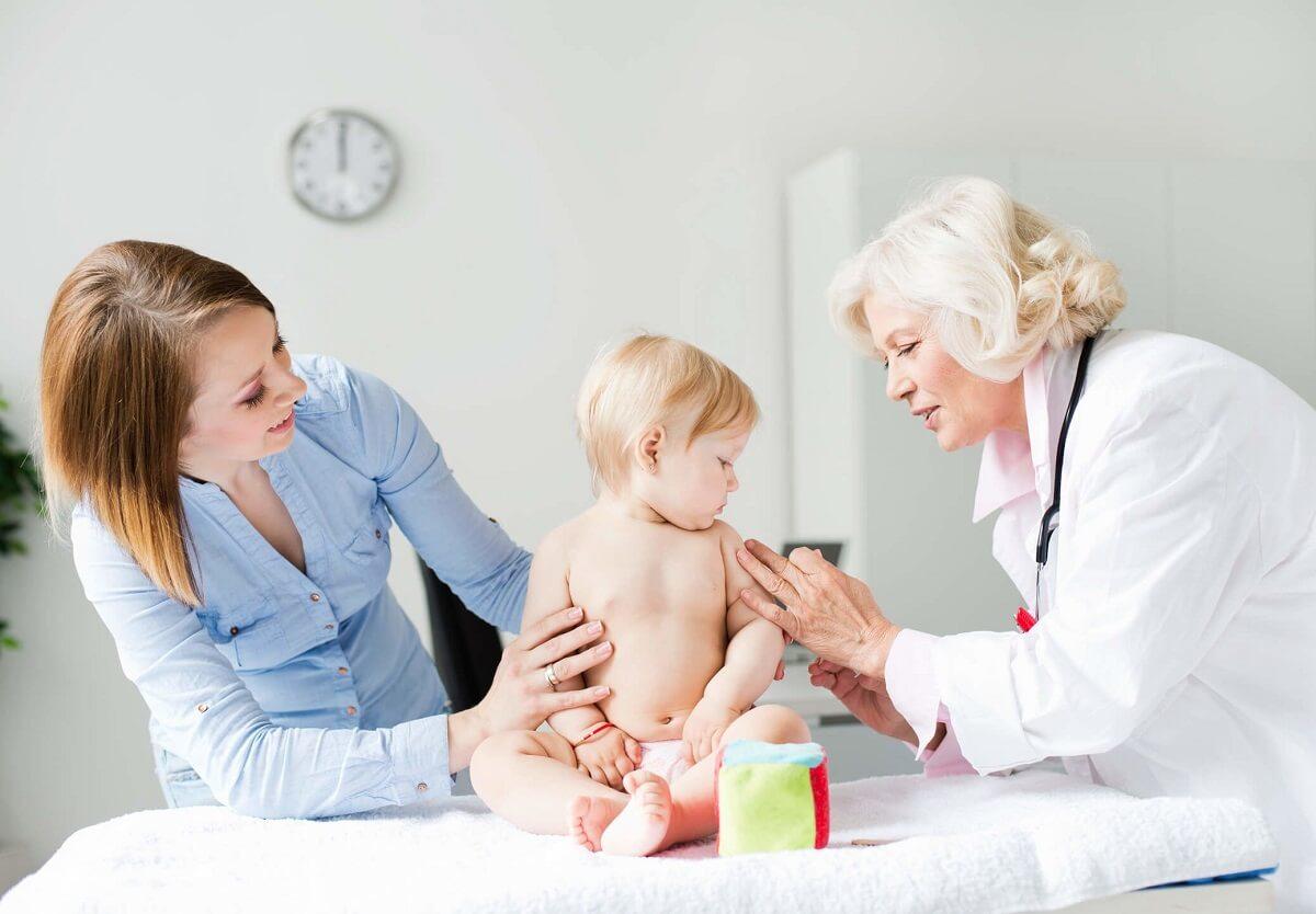 детский атопический дерматит лечение