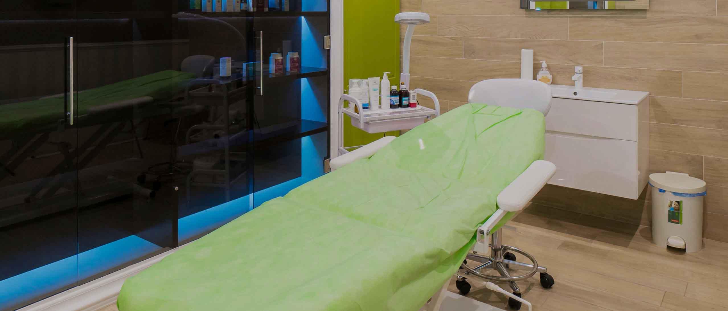 Оборудование в медицинский центр Европейской дерматологии в Харькове