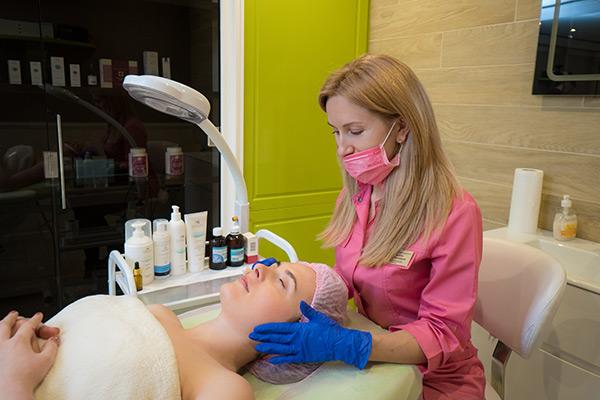 Косметология в медицинском центре «Европейская дерматология»